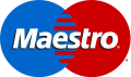 Мы принимаем карты - Maestro